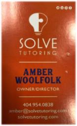 Solve Tutoring