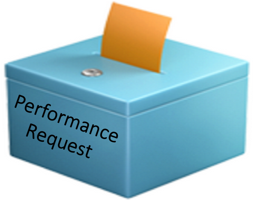 Performance Request Form