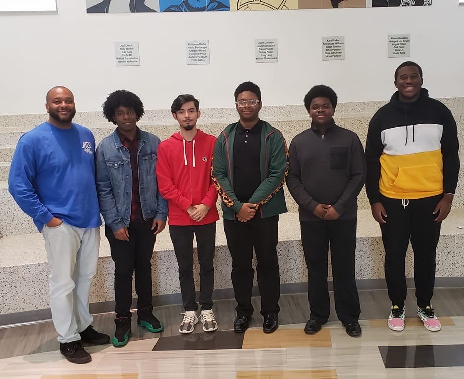 Stilwell's Georgia Music Educators 2020 Jazz All-State Band