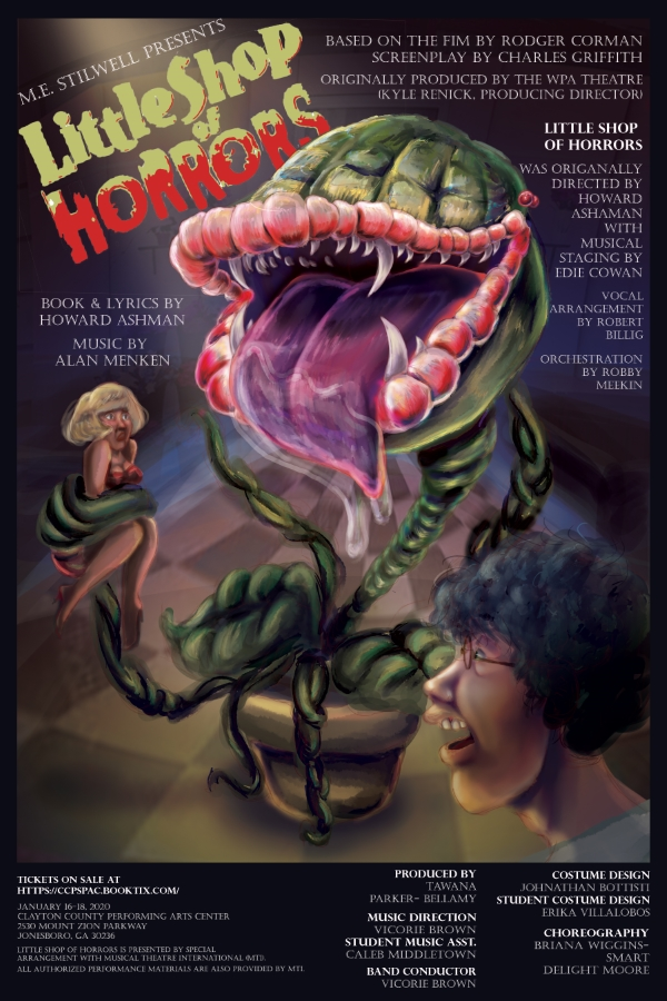 "Stilwell Presents ""Little Shop of Horrors"""