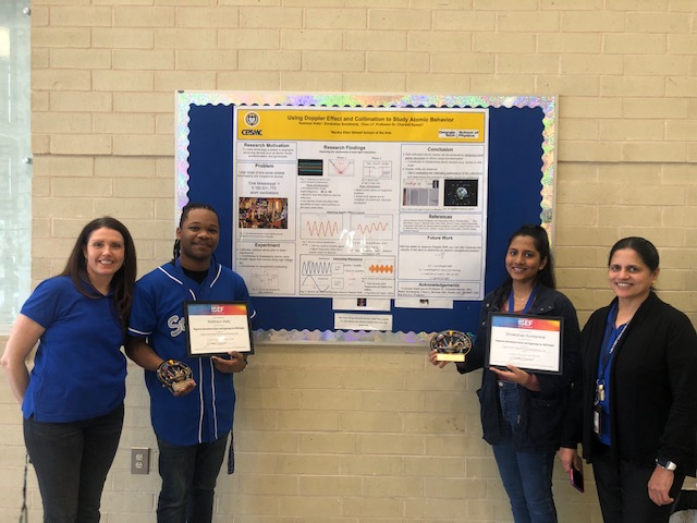 2020 Science Fair Winners