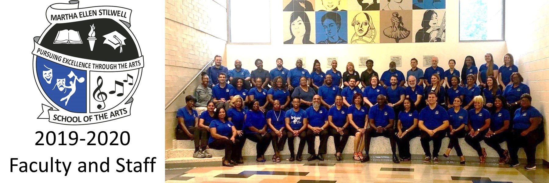 2019-2020 Faculty and Staff